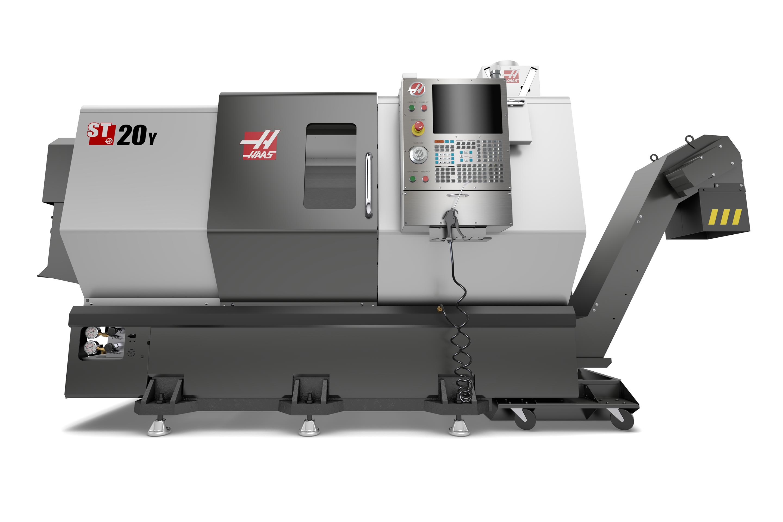 CNC Drehbank Haas ST20Y für die Zerspanung