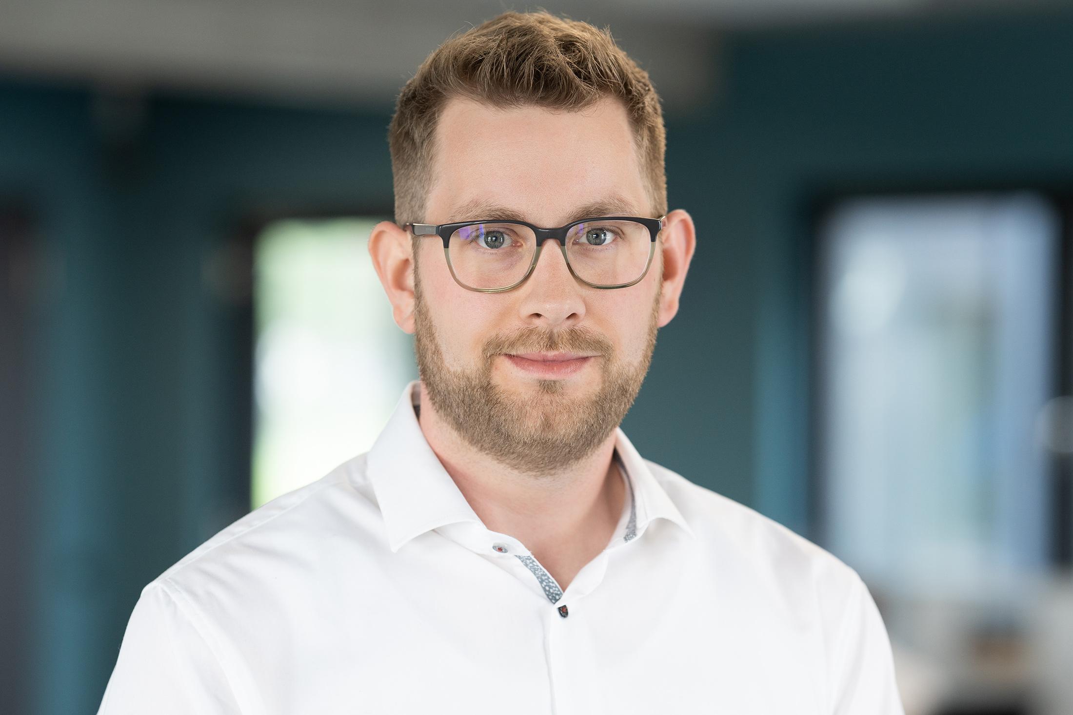 Dominik Kersing - GF von Fischer EKF in Büren - Metall aus Leidenschaft